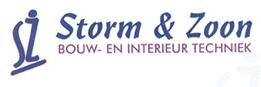 Storm & Zoon Bouw-en Interieur Techniek logo